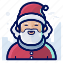 celebration, christmas, holiday, santa, xmas icon