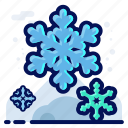 cold, freeze, snow, snowflake, winter icon