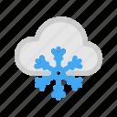 cloud, seasons, snow, snowing, snowy, weather, winter