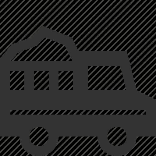 car, snow, truck, vehicle icon