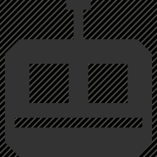 gondola, lift, ski, trasport icon