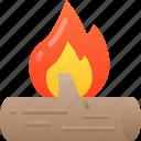 december, fire, fireplace, holidays, log, winter