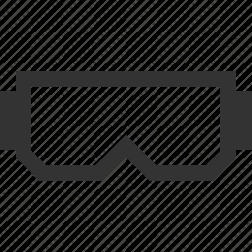 eyewear, glasses, goggles, safety icon