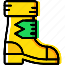 boot, christmas, winter icon