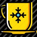 christmas, coffee, drink, hot, tea, winter icon