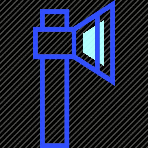 axe, cold, holiday, season, winter icon