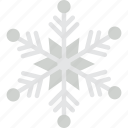 christmas, snow, snowflake, winter icon