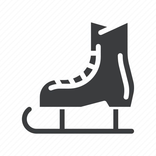 Cold, iceskating, olympics, shoe, skating, sports, winter icon - Download on Iconfinder