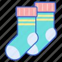 cold, fashion, socks, winter