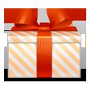 Vánoce, dárek, současné ikony