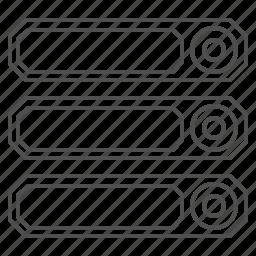 server, webhosting icon