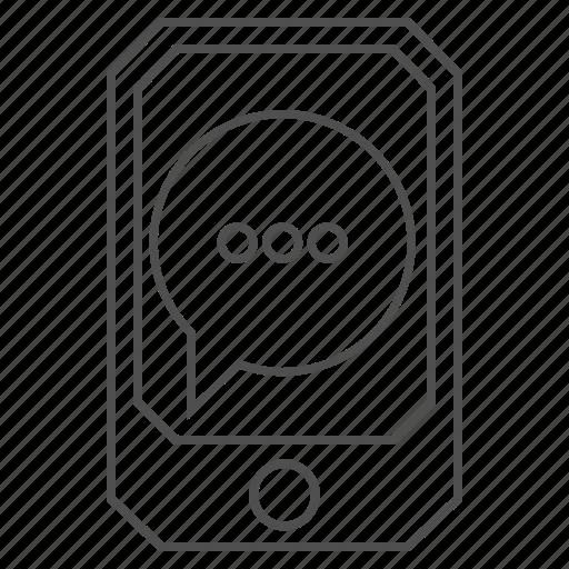 marketing, mobile icon