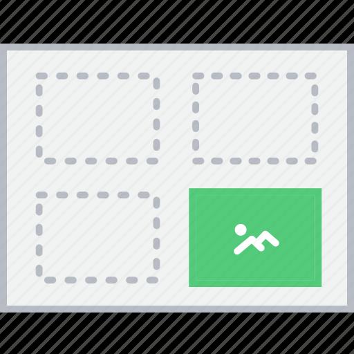 Image, style, ui, uploader, web, wireframe icon - Download on Iconfinder