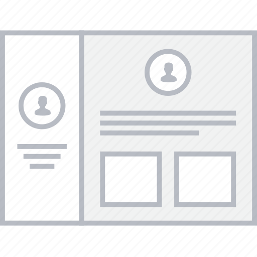Grid, style, ui, user, web, wireframe icon - Download on Iconfinder