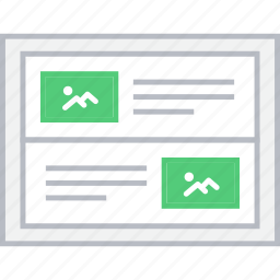 altermaives, image, layout, style, ui, web, wireframe icon