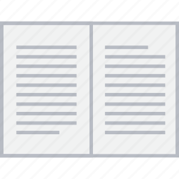 layout, split, style, text, ui, web, wireframe icon