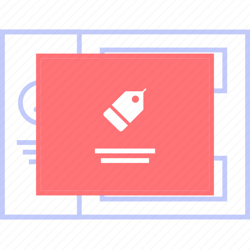 checkout, style, ui, web, wireframe icon