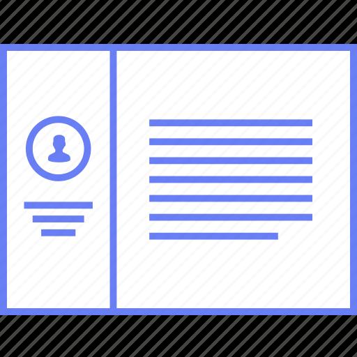 document, layout, style, ui, web, wireframe icon