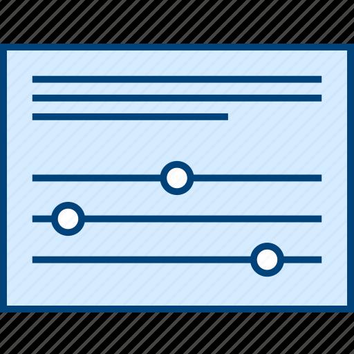 Web, style, wireframe, ui, settings icon