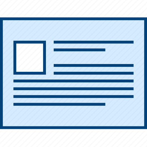 and, image, style, text, ui, web, wireframe icon