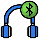 bluetooth, headphones, electronics, device, wireless