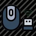 mouse, click, cursor, device, computer