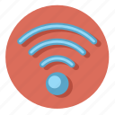 internet, seo, signal, wifi, wireless icon