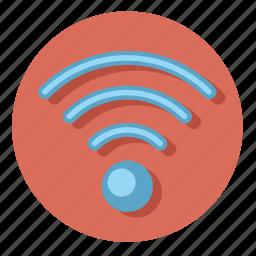 internet, seo, signal, wifi, wireless icon