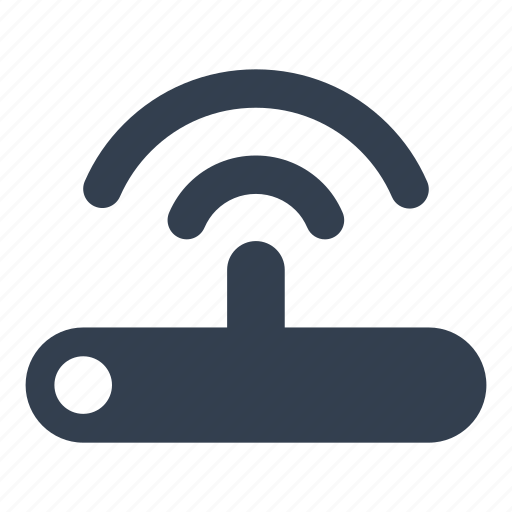 antenna, modem, network, router, sign, signal, technology, wi-fi, wireless icon