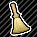 broom, halloween, magic, witch