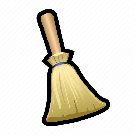 broom, halloween, magic, witch icon