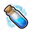 cylinder, flask, healing, magic, mana, potion, witch icon
