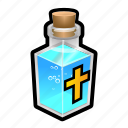 christian, church, cross, holy, magic, spell, water