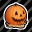 halloween, horror, jack, lantern, magic, pumpkin, witch icon