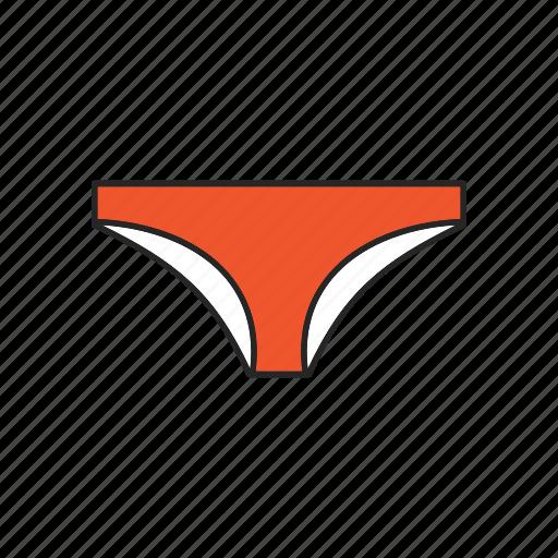 clothes, garment, lingerie, panties, pants, underpants, underwear icon