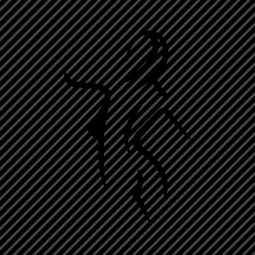 figure, fitness, silhouette, spa, woman icon