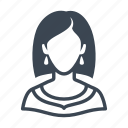 avatar, businesswoman, teacher, user, woman icon