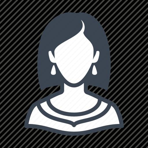 avatar, businesswoman, teacher, user, woman icon