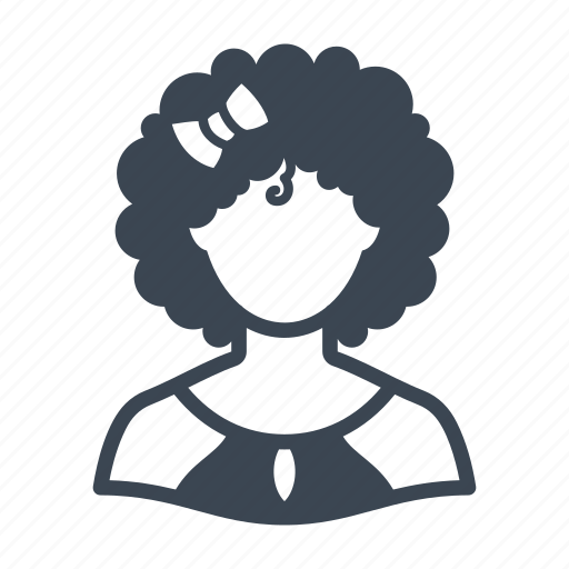 avatar, girl, teenager, user icon