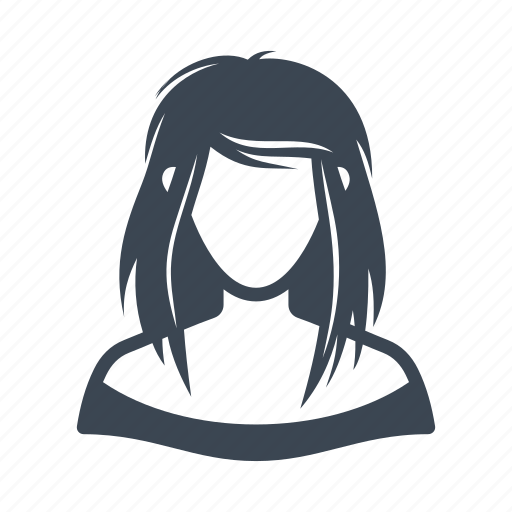 avatar, girl, student, teenager icon