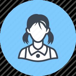 avatar, girl icon
