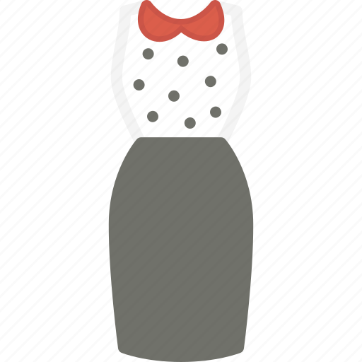 ball, classic, clothes, dress, evening icon