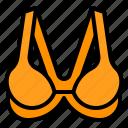 bra, brassiere, clothes, undergarment, underwear icon