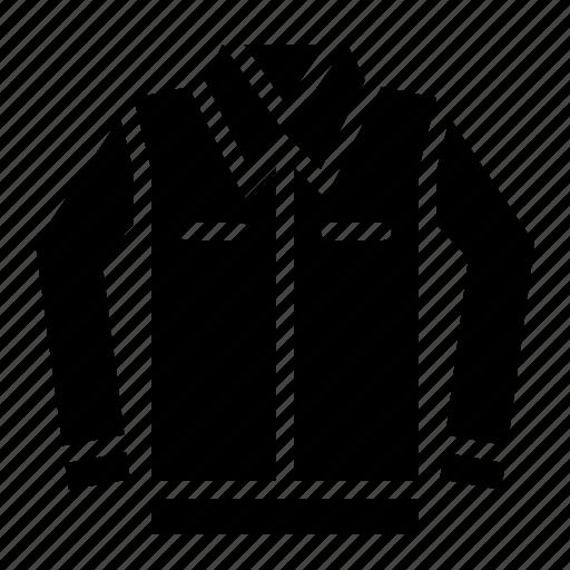 clothes, clothing, fashion, garment, jacket, long sleeve icon