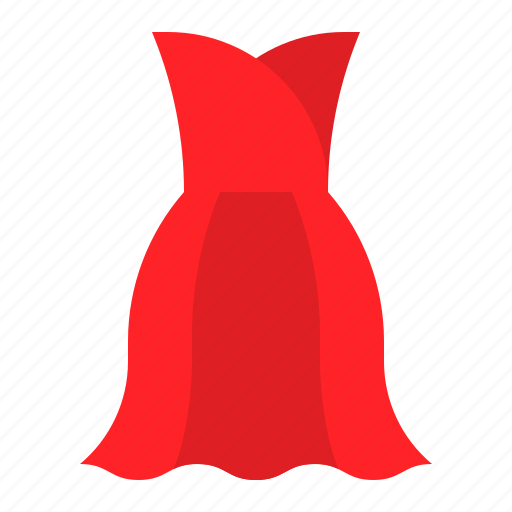 clothes, clothing, dress, feminine, garment, woman icon