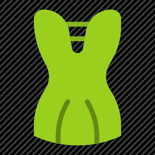 boob tube, clothes, clothing, feminine, garment, tube top, woman icon