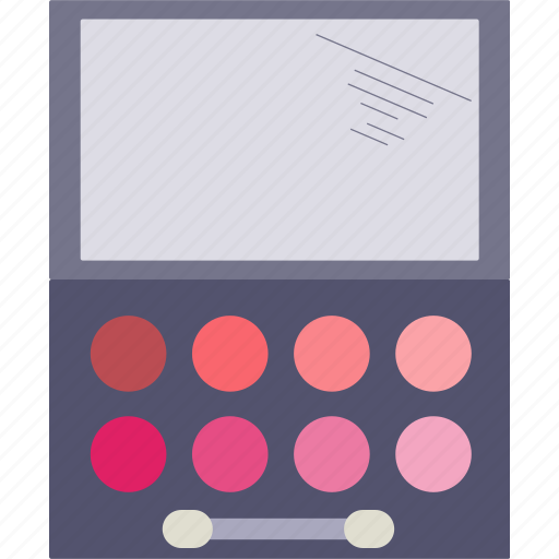 Beauty, cosmetics, eye shadow, grooming icon - Download on Iconfinder