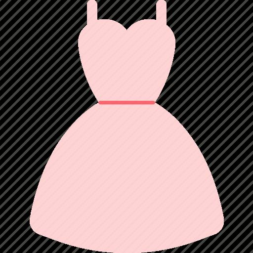 Dress, elegant dress, fashion, wear icon - Download on Iconfinder