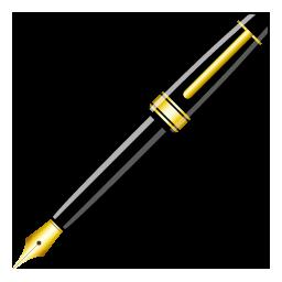 pen, signature, write icon