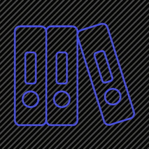 Binder, close, craft, file, folder, office, paper icon - Download on Iconfinder